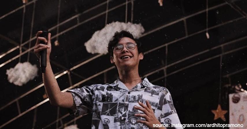 Ardhito Pramono - 7 Musisi Muda Indonesia yang Sedang Naik Daun