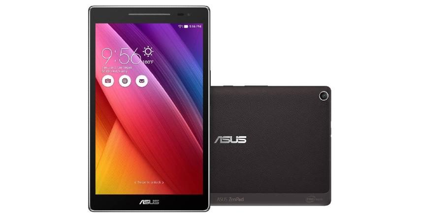 Asus Zenpad 8 - Rekomendasi Tablet Terbaik 2020 Beserta Spesifikasi dan Harga Terbaru