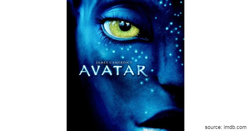 Avatar - Film Hollywood dengan Pendapatan Terbesar Sepanjang Masa