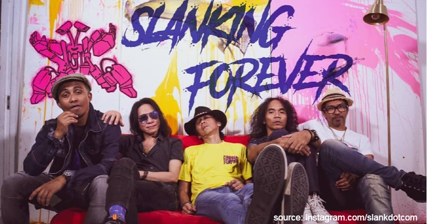 Band Slank - Band Indonesia Ini Pasang Tarif Sampai Ratusan Juta