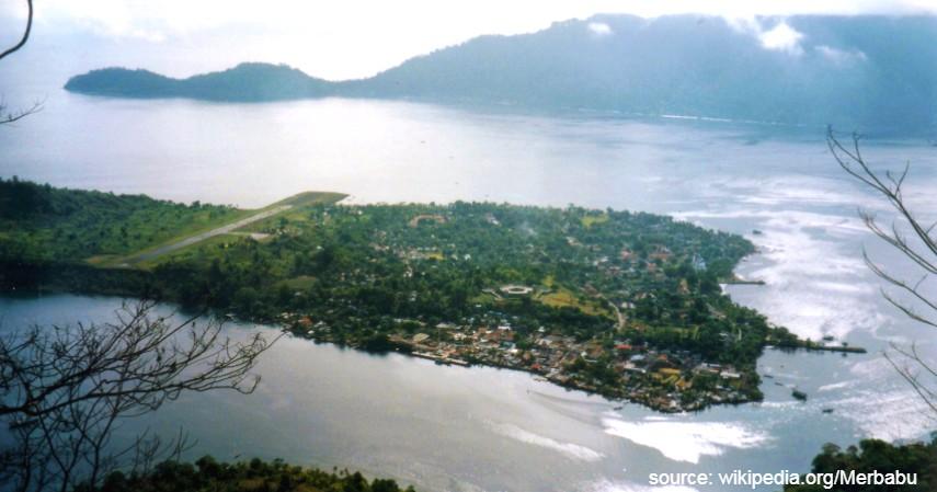 Banda Neira di Maluku - 10 Tempat Honeymoon Romantis di Indonesia
