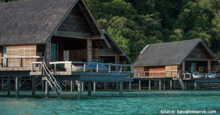 Bawah Reserve Kepulauan Riau - Resort Penginapan Terapung di Indonesia Beserta Harganya