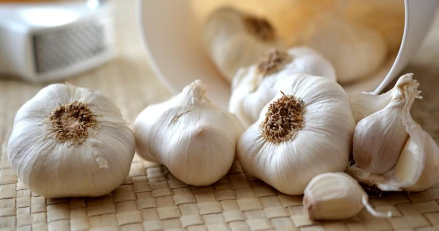 Bawang putih - Corona Masuk Indonesia Konsumsi 5 Makanan Penangkalnya
