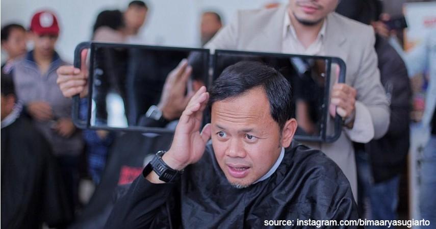 Bima Arya Walikota Bogor - 8 Daftar Pejabat yang Terinfeksi Virus Corona di Dunia