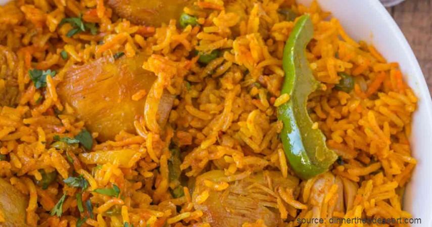 Biryani - Icip-Icip 7 Makanan India Ini