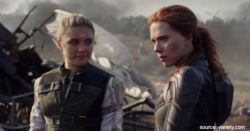 Black Widow - Ini 5 Film Menarik yang Bakal Tayang 2020