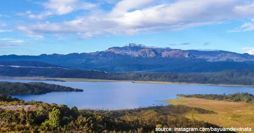Danau Habema - Mengenal Wisata Taman Nasional Lorentz Surga Tersembunyi di Papua