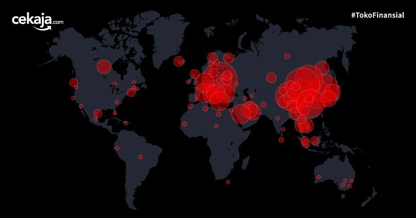 Hikmah Corona di Dunia, Polusi dan Kemacetan Berkurang!