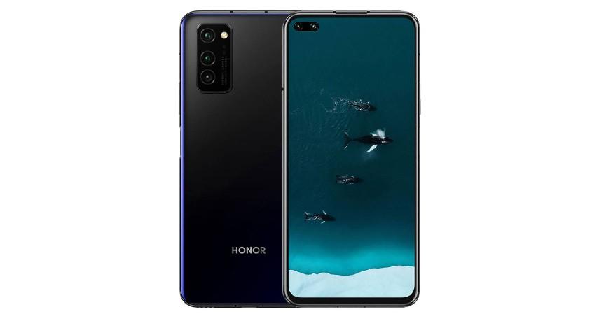 Honor V30 Pro - Rekomendasi Smartphone 5G Fitur Anyar yang Harus Kamu Miliki