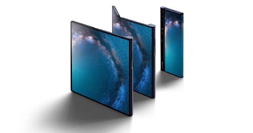 Huawei Mate X - Rekomendasi Smartphone 5G Fitur Anyar yang Harus Kamu Miliki