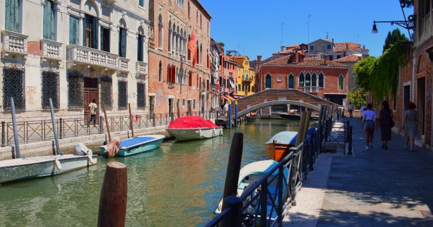 Italia - Pengertian Arti Kata Lockdown dan Sederet Negara yang Menerapkannya
