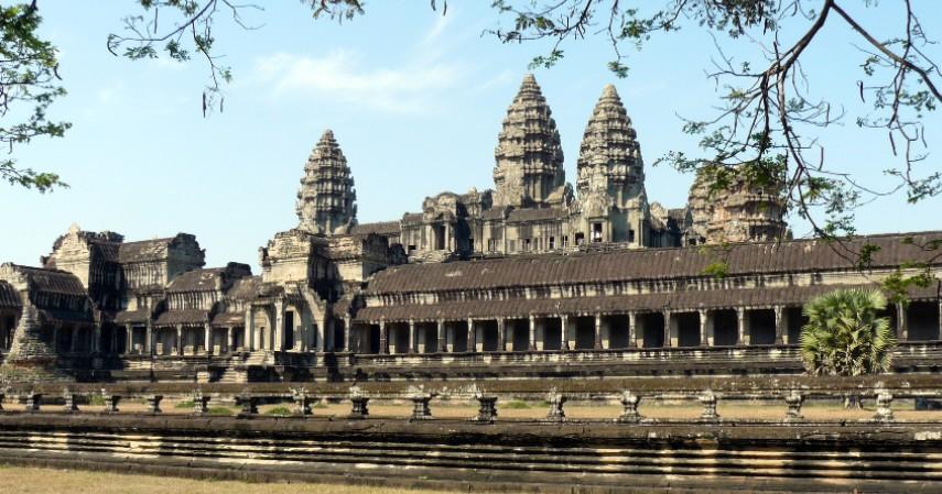 Kamboja - 6 Negara dengan Tiket Pesawat Murah dari Indonesia