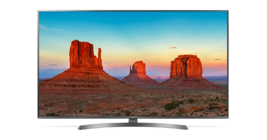 LG Ultra HD TV - Al ThinQ 65UK6540PTD - 10 Rekomendasi Smart TV Terbaik 2020