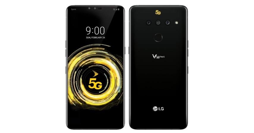 LG V50 ThinQ 5G - Rekomendasi Smartphone 5G Fitur Anyar yang Harus Kamu Miliki