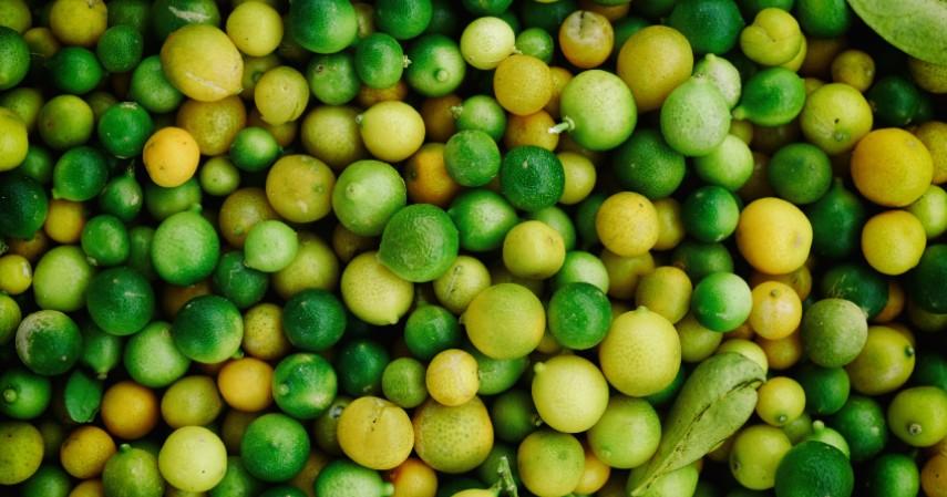 Lemon atau Jeruk Nipis - Obat Alami untuk Jerawat Paling Ampuh Murah dan Aman