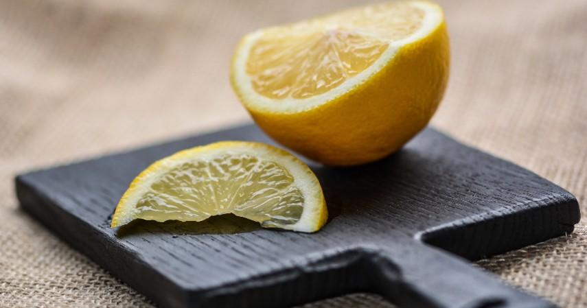 Lemon dan Jeruk - 7 Makanan Penguat Sistem Imun Tubuh