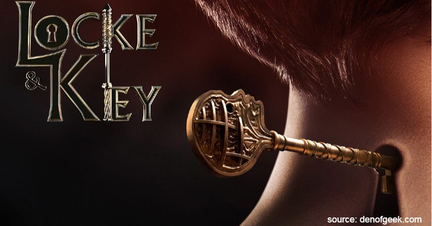 Locke and Key - 5 Film Terbaru Netflix 2020 untuk Menghilangkan Bosan