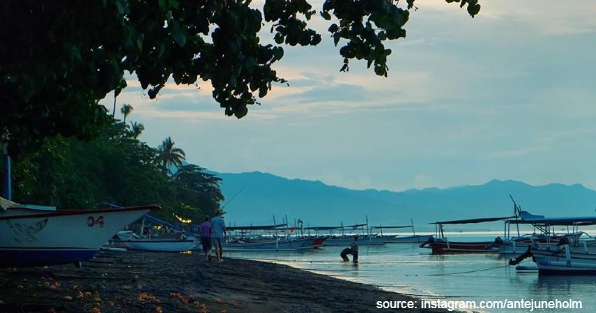Lovina - Bali - Rekomendasi Pantai Buat Berjemur Sinar Matahari Biar Sehat