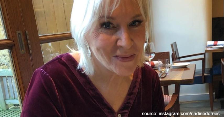 Menteri Kesehatan Nadine Dorries - 8 Daftar Pejabat yang Terinfeksi Virus Corona di Dunia