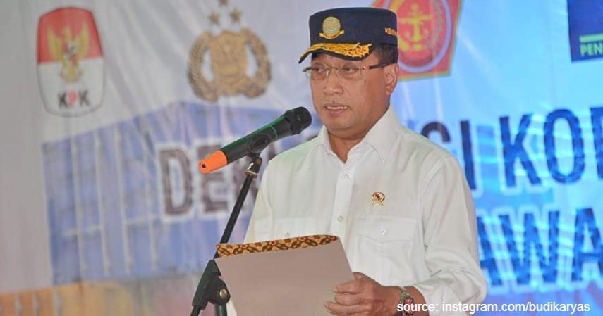 Menteri Perhubungan Budi Karya Sumadi - 8 Daftar Pejabat yang Terinfeksi Virus Corona di Dunia