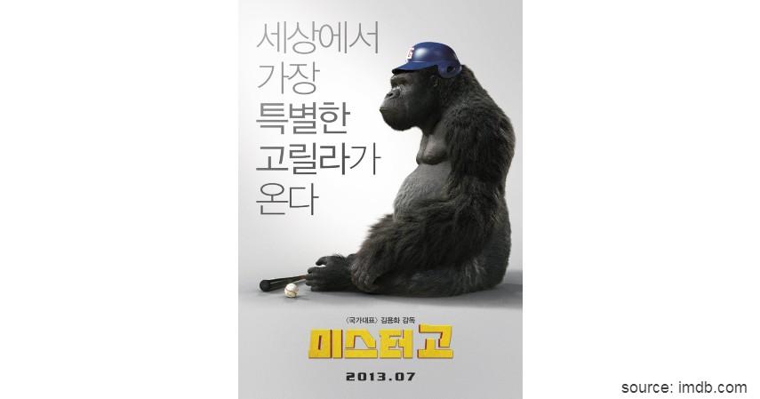 Mr Go - Rekomendasi 6 Film Tentang Persahabatan dengan Hewan