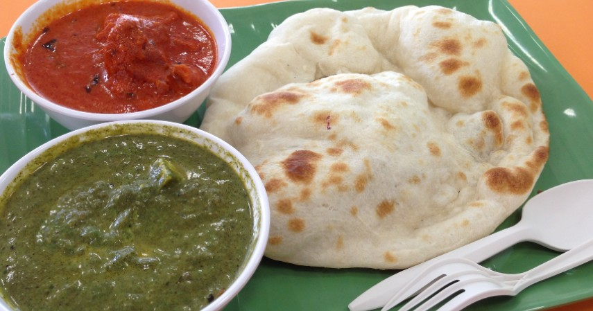 Naan - Icip-Icip 7 Makanan India Ini
