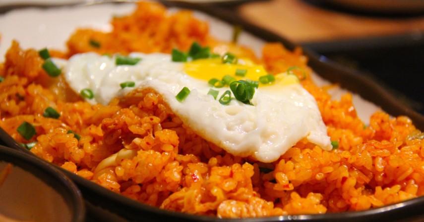 Nasi goreng telur - Menu Makanan Murah Dan Menyehatkan Mudah Banget