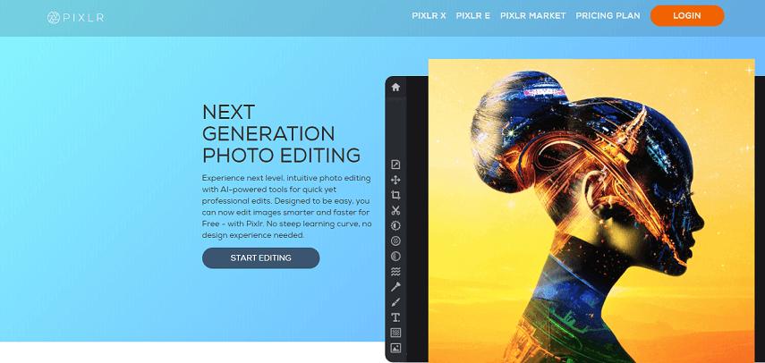 7 Situs Edit Foto Online Terbaik Bikin Makin Aesthetic