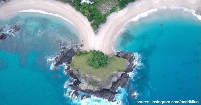 Pantai Koka Maumere - Tujuan Wisata Wajib Dikunjungi Tahun 2020 di Indonesia