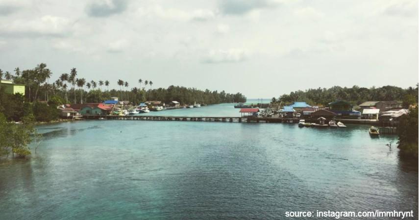 Pantai Pasir Putih Biduk-Biduk Berau - Tujuan Wisata Wajib Dikunjungi Tahun 2020 di Indonesia