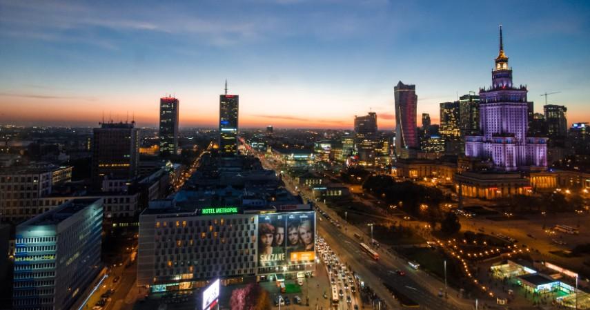 Polandia - Pengertian Arti Kata Lockdown dan Sederet Negara yang Menerapkannya
