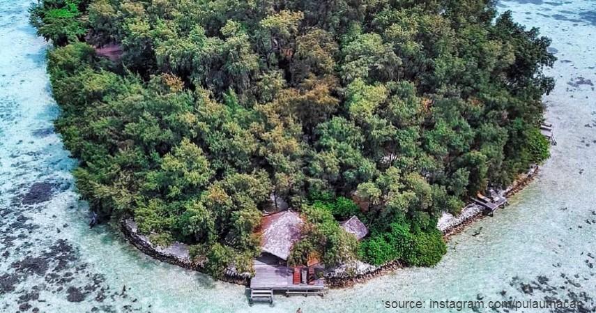 Pulau Macan di Kawasan Pulau Seribu - 10 Tempat Honeymoon Romantis di Indonesia