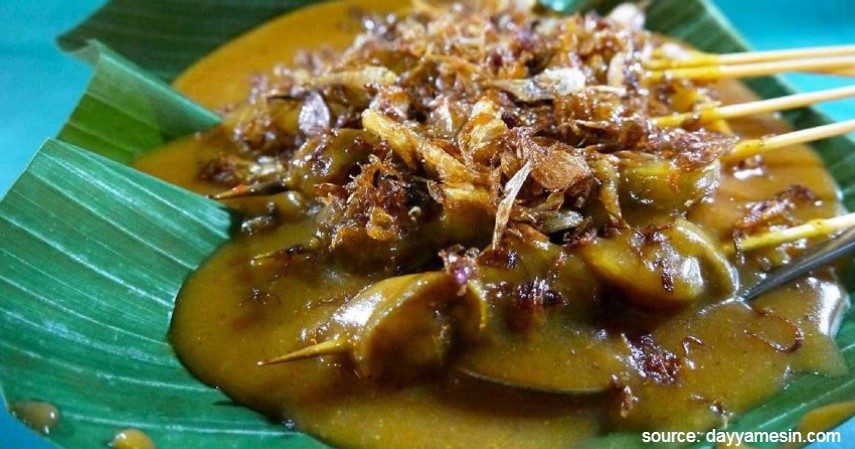 Sate Padang - 20 Resep Masakan Padang Paling Populer Enak dan Mudah