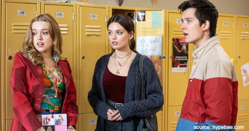 Sex Education Season 2 - 5 Film Terbaru Netflix 2020 untuk Menghilangkan Bosan