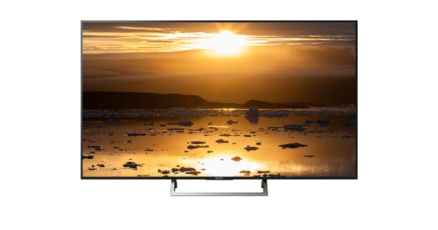 Sony LED Smart TV UHD 4K KD-43X7000E - 10 Rekomendasi Smart TV Terbaik 2020