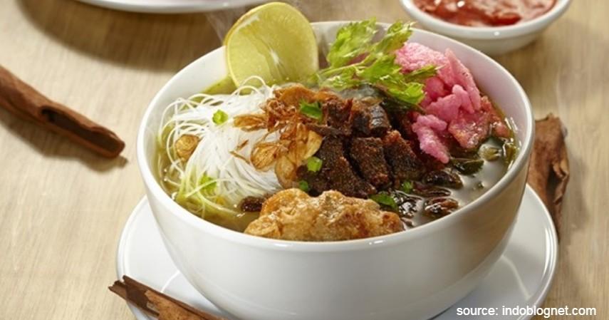 Soto Padang - 20 Resep Masakan Padang Paling Populer Enak dan Mudah