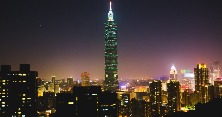 Taiwan - 6 Negara dengan Tiket Pesawat Murah dari Indonesia