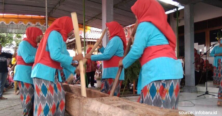Tari Bendrong Lesung - Tari Tradisional Asal Indonesia