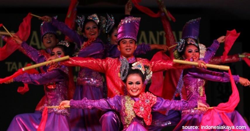 Tari Jepen - Tari Tradisional Asal Indonesia