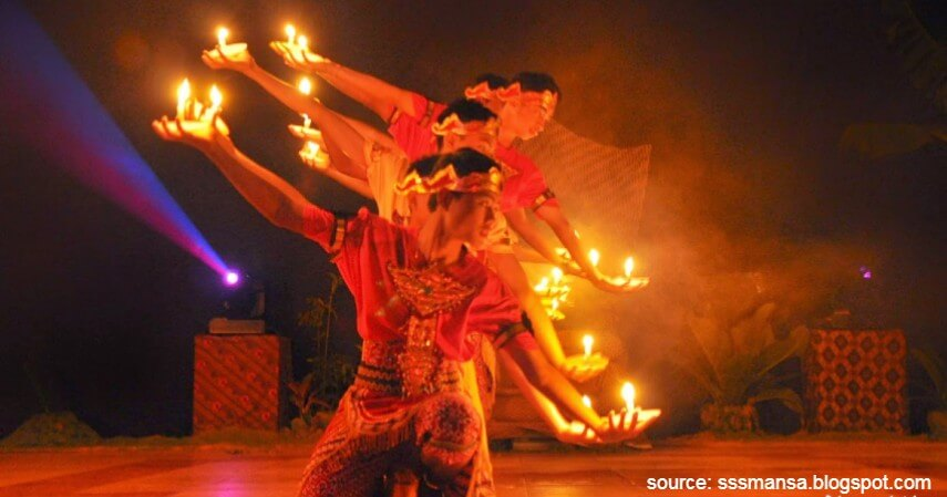 Tari Lilin - Tari Tradisional Asal Indonesia