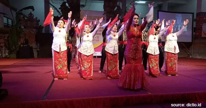Tari Maengket - Tari Tradisional Asal Indonesia
