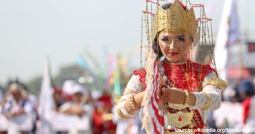Tari Melinting - Tari Tradisional Asal Indonesia