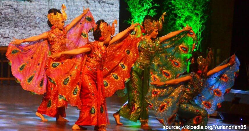 Tari Merak - Tari Tradisional Asal Indonesia