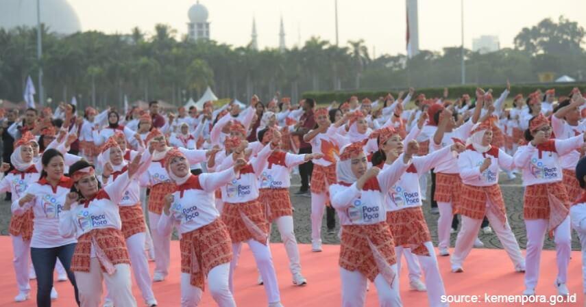 Tari Poco-poco - Tari Tradisional Asal Indonesia