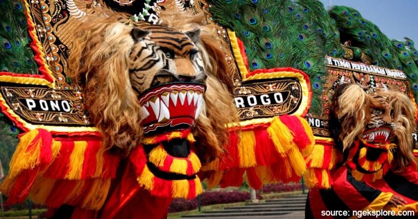 Tari Reog Ponorogo - Tari Tradisional Asal Indonesia
