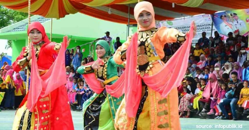 Tari Saronde - Tari Tradisional Asal Indonesia