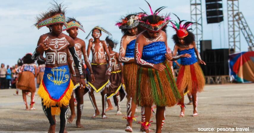 Tari Selamat Datang - Tari Tradisional Asal Indonesia