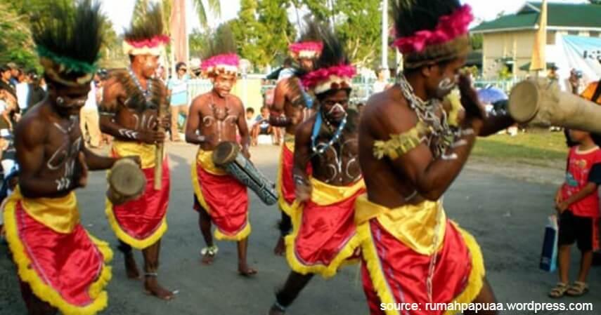 Tari Suanggi - Tari Tradisional Asal Indonesia
