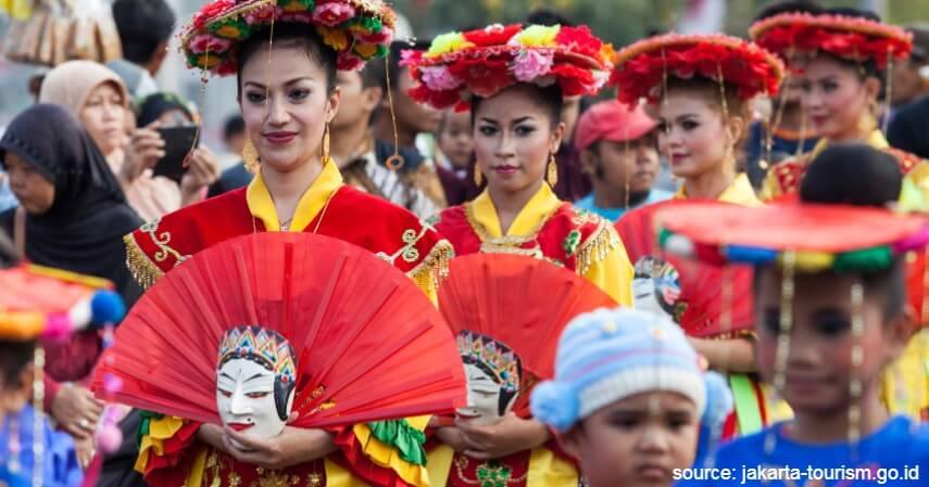 Tari Topeng Betawi - Tari Tradisional Asal Indonesia