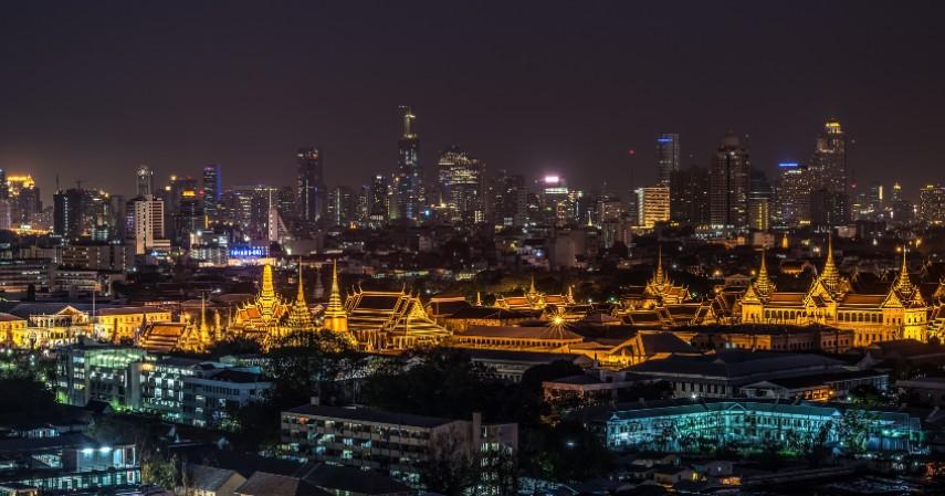 Thailand - 6 Negara dengan Tiket Pesawat Murah dari Indonesia